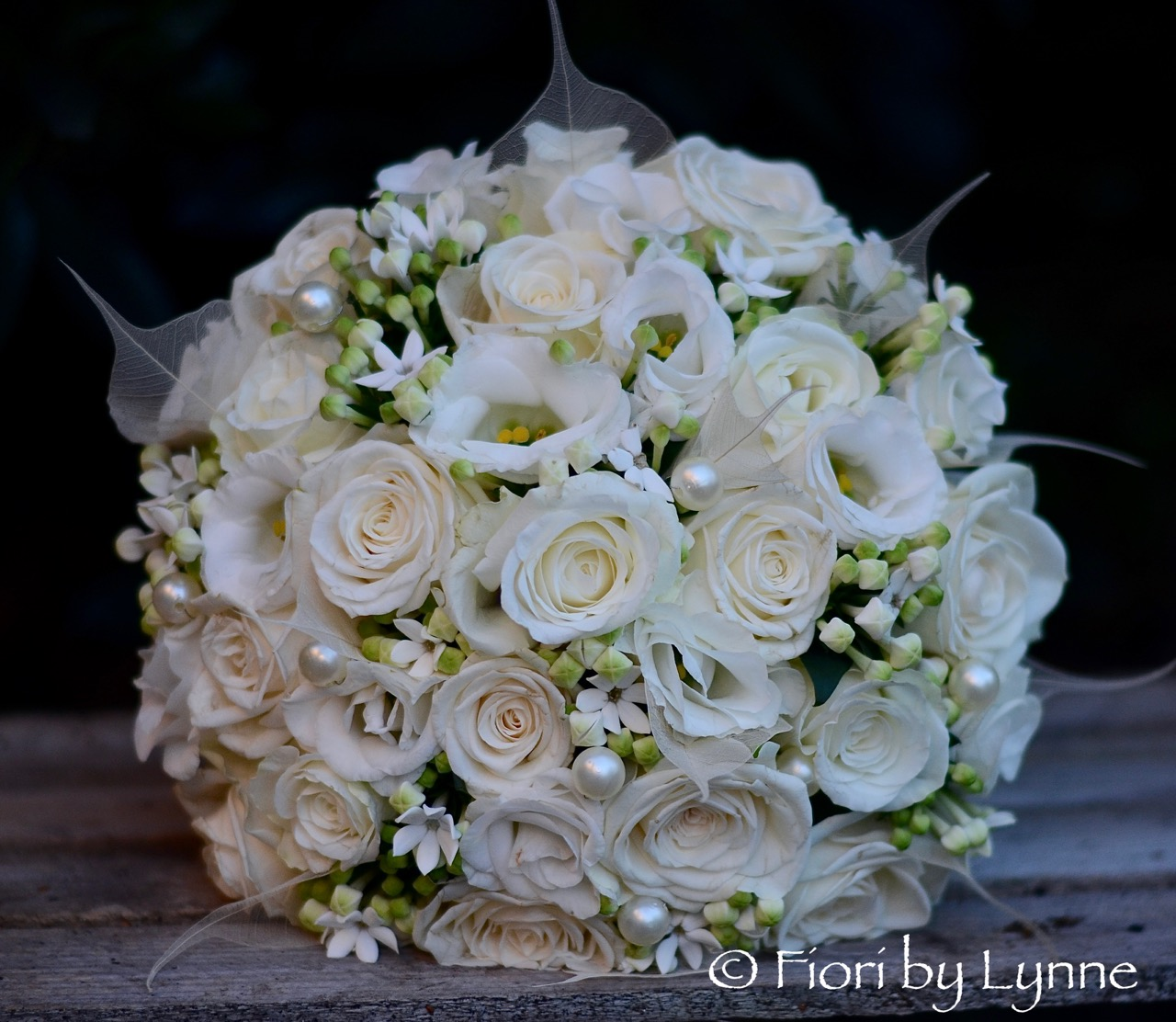 classic,bridal,bouquet-white-roses,bouvardia,lisianthus,cream-skeleton-leaves+pearlss.jpg