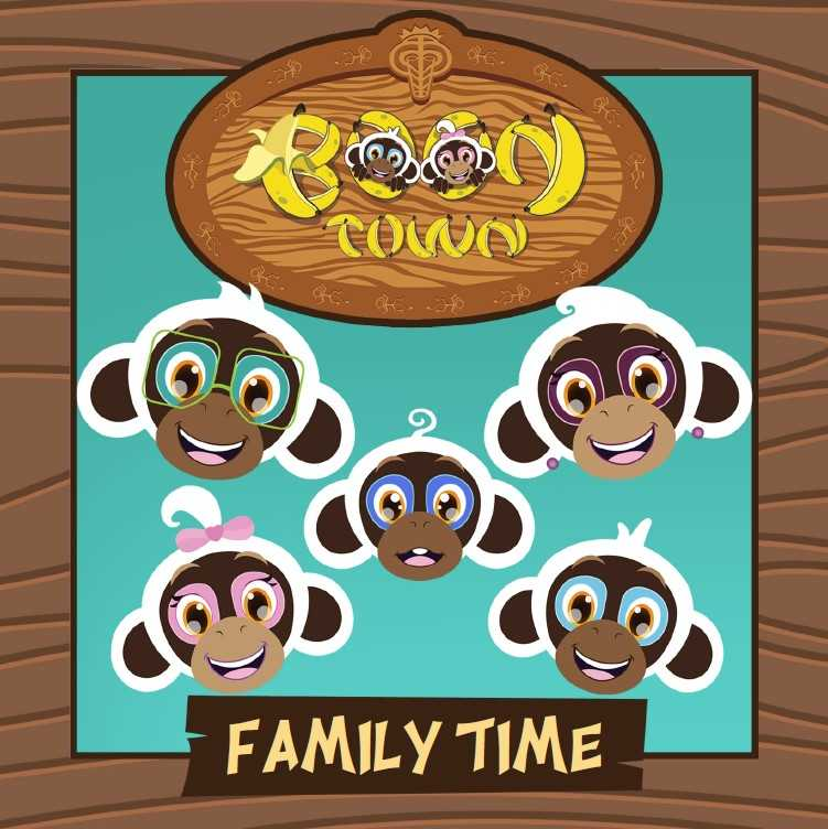 "Boon Town Series: Book 6 ""Family Time"""