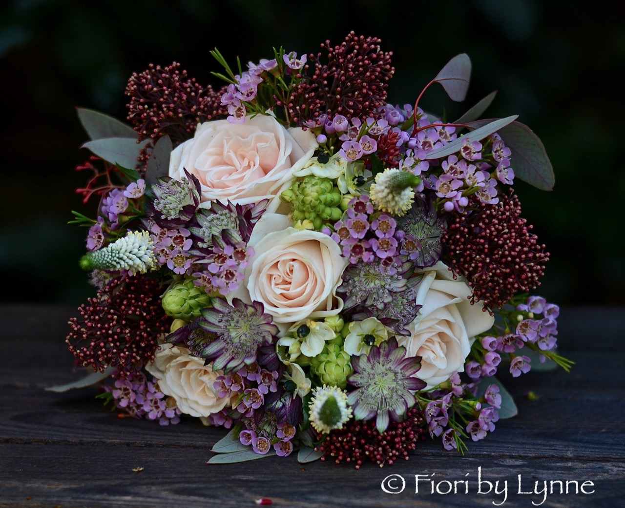 autumnal-bouquet-bridesmaid-rustic,berry-champagne-burgundy+pink.jpg