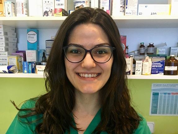 Paloma Sanchez Veterinaria en Veterinarios Madrid