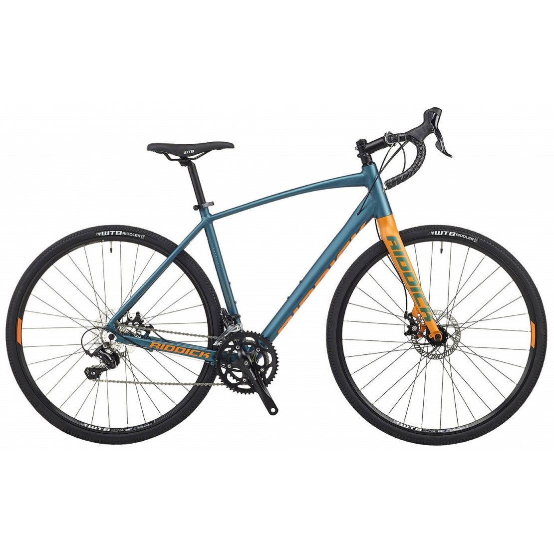 Riddick RDG4 700C 18 Speed Aluminium Gravel Bike 56cm