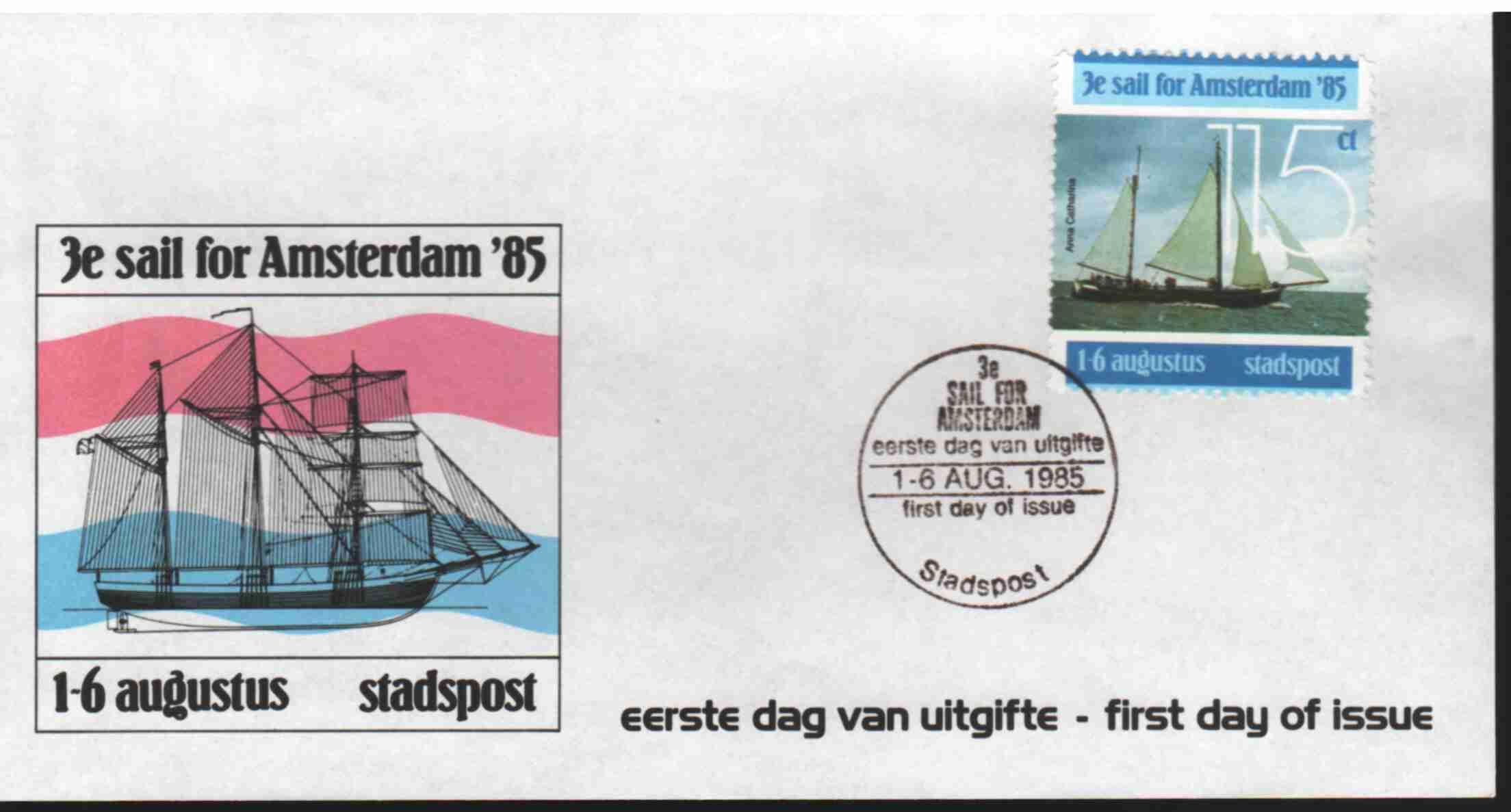 stadspost amsterdam