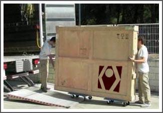 empresa transporte domicilio compra subasta arte