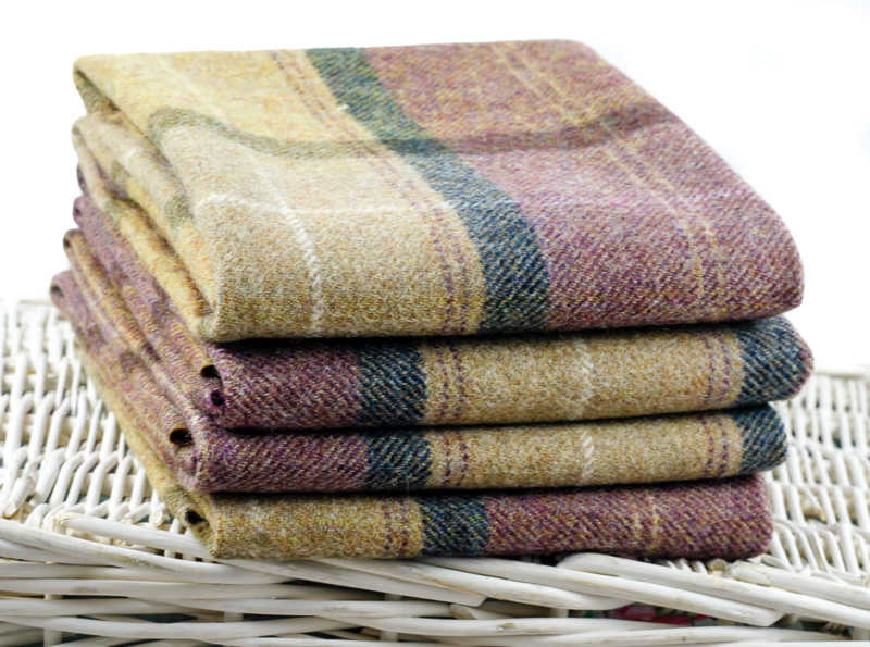 Donegal Tweed by Fabric Affair:Errigal Collection.
