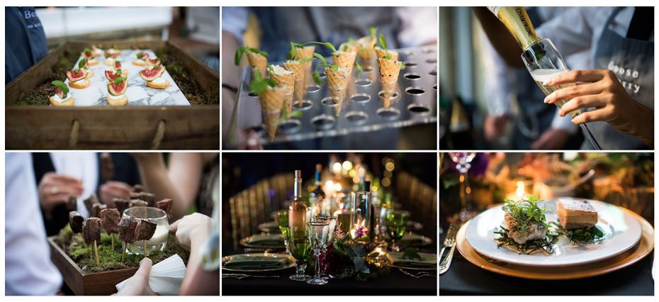 canape caterers maidenhead berkshire