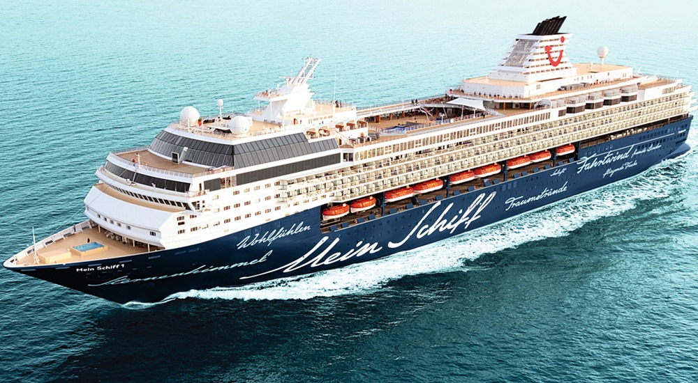 CRUISE - Male & Female Singers for TUI Cruises MEIN SCHIFF fleet - LONDON OPEN CALL