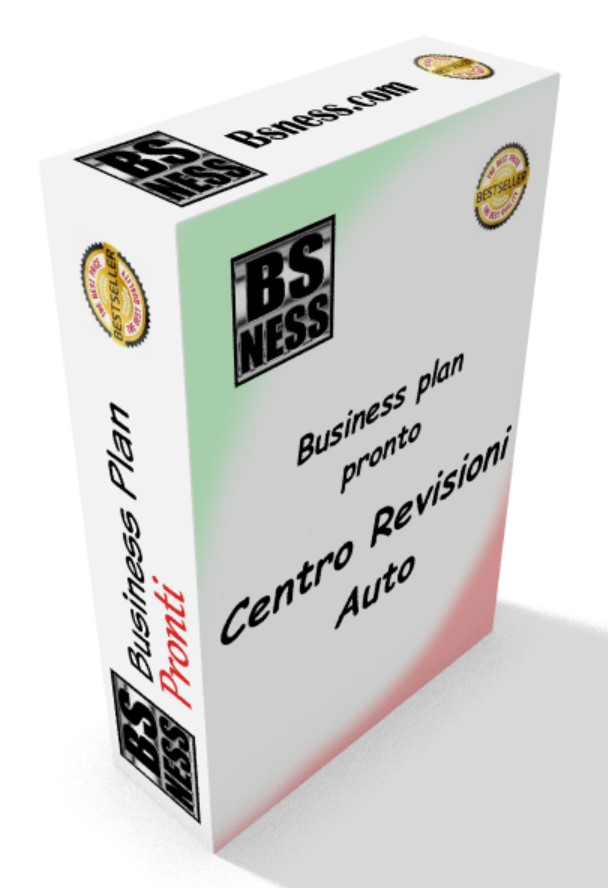 Business plan Revisioni auto