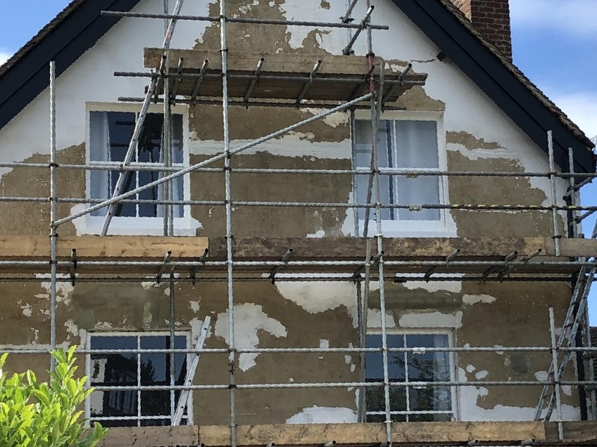 Painting services london