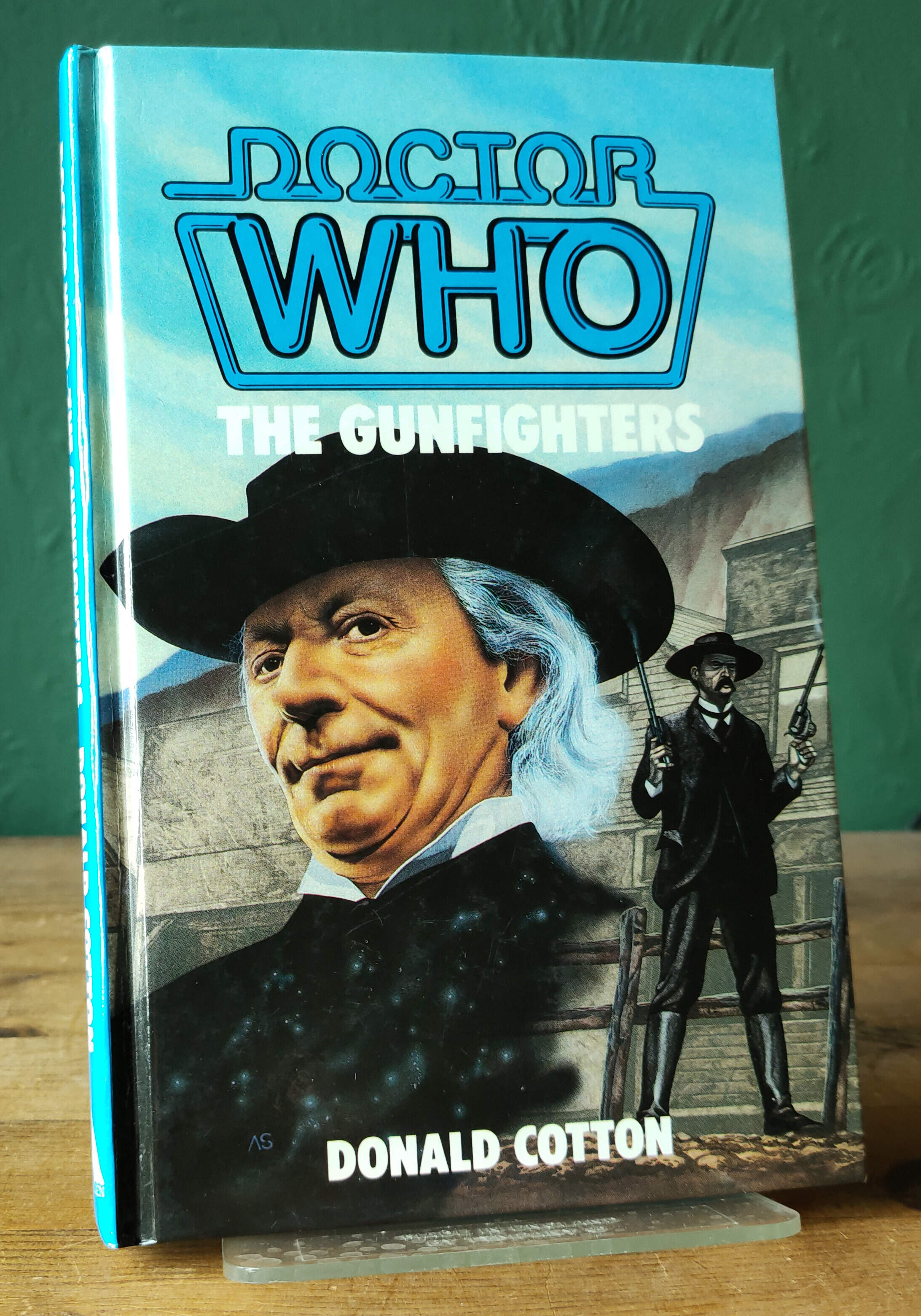 Doctor Who The Gunfighters UK First HB