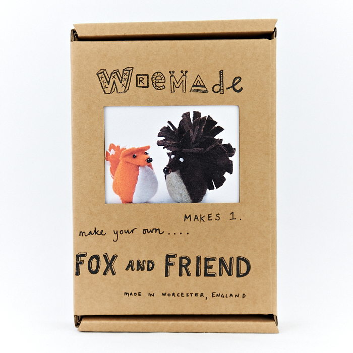 WREMADE FOX AND FRIEND CRAFT PACK