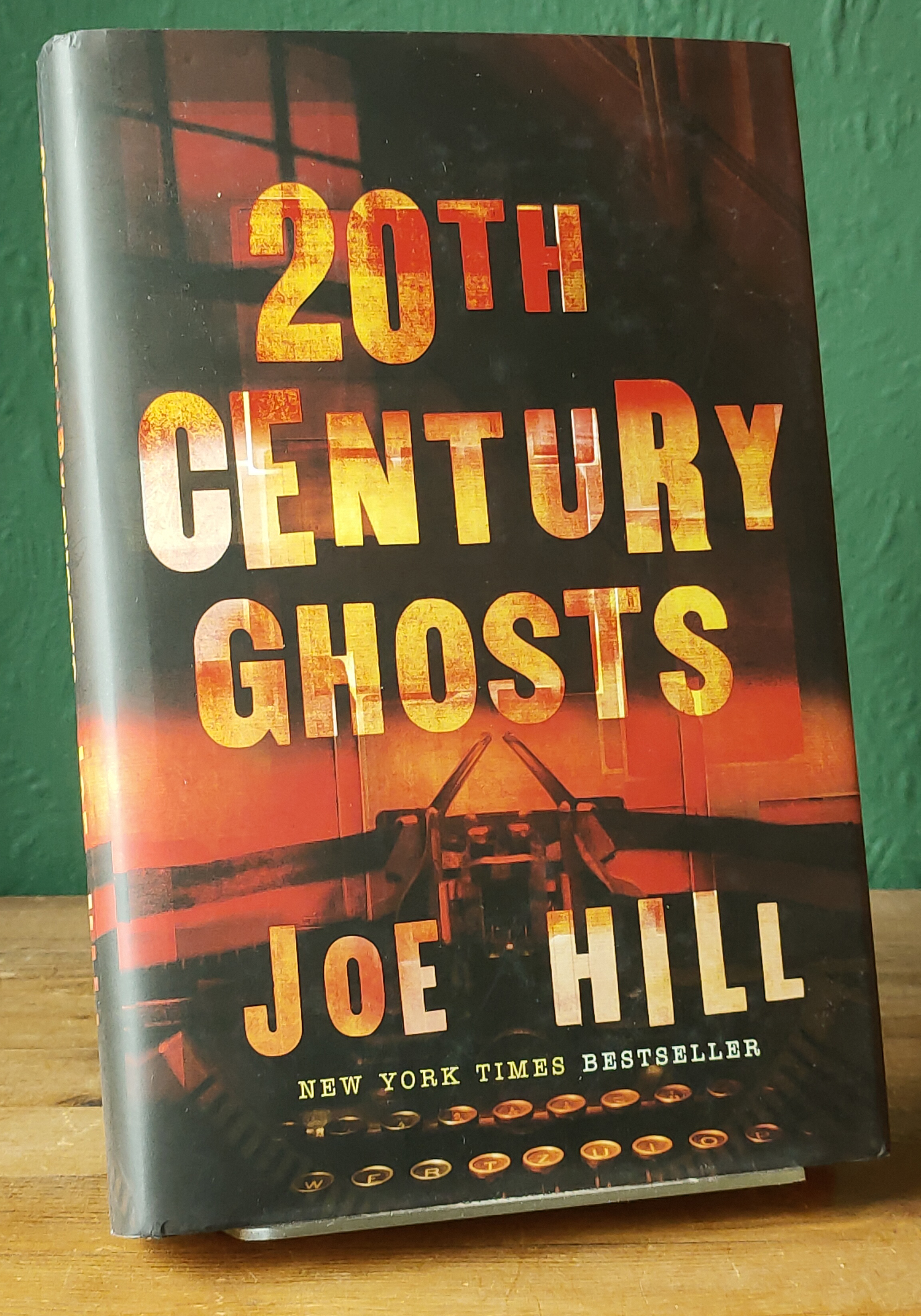20th Century Ghosts UK First