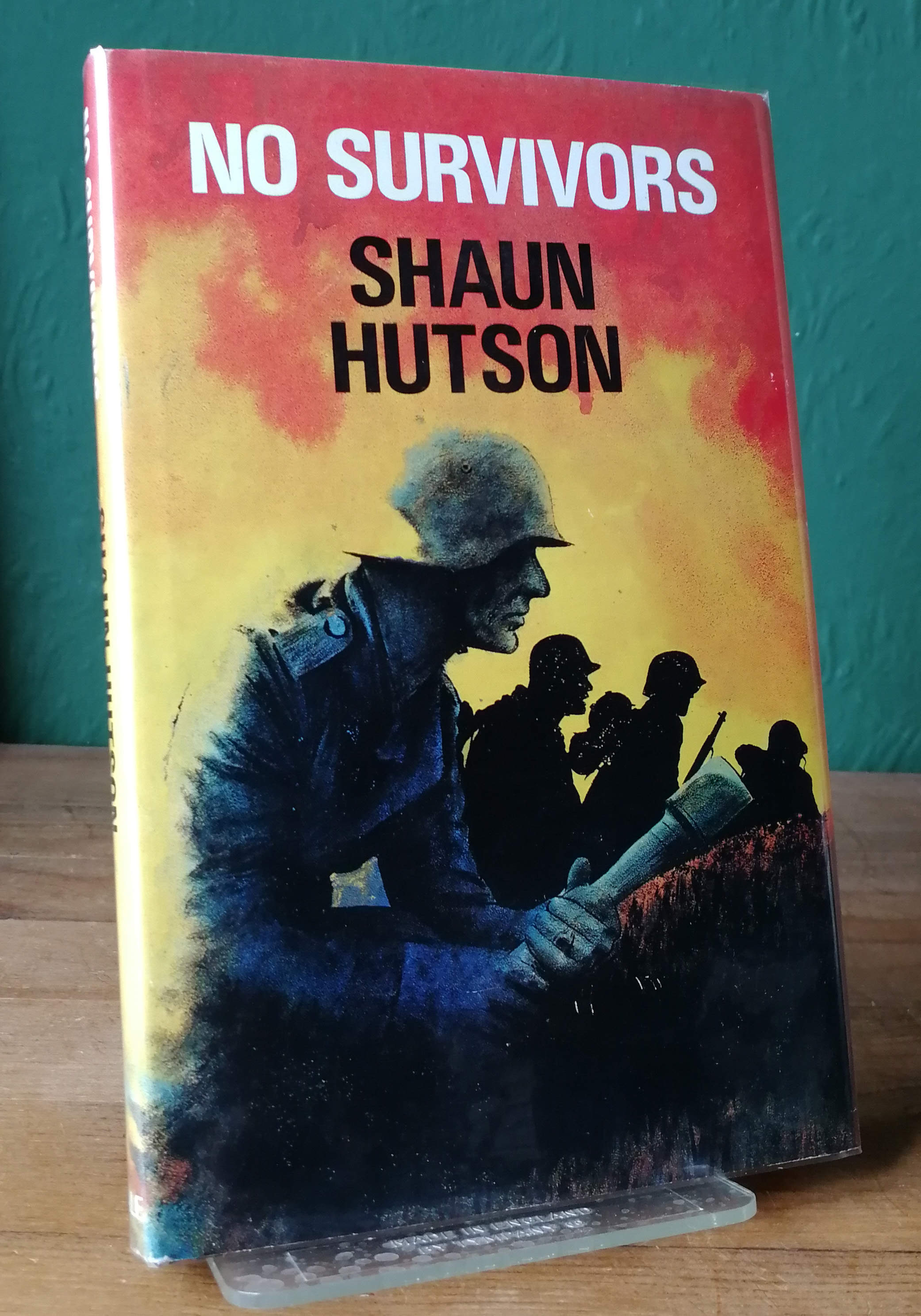 No Survivors UK First Edition