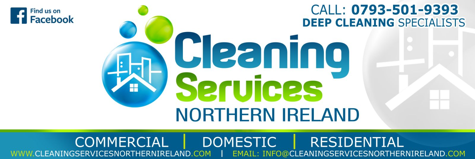 Cleaning Services Northern Ireland