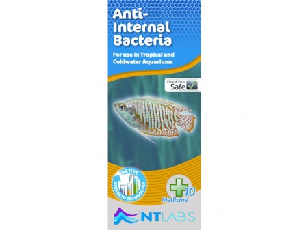 NT Aquarium Anti-Internal Bacteria 100ml