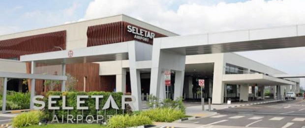 Singapore Seletar Airport - Business Aviation Centre Video launched