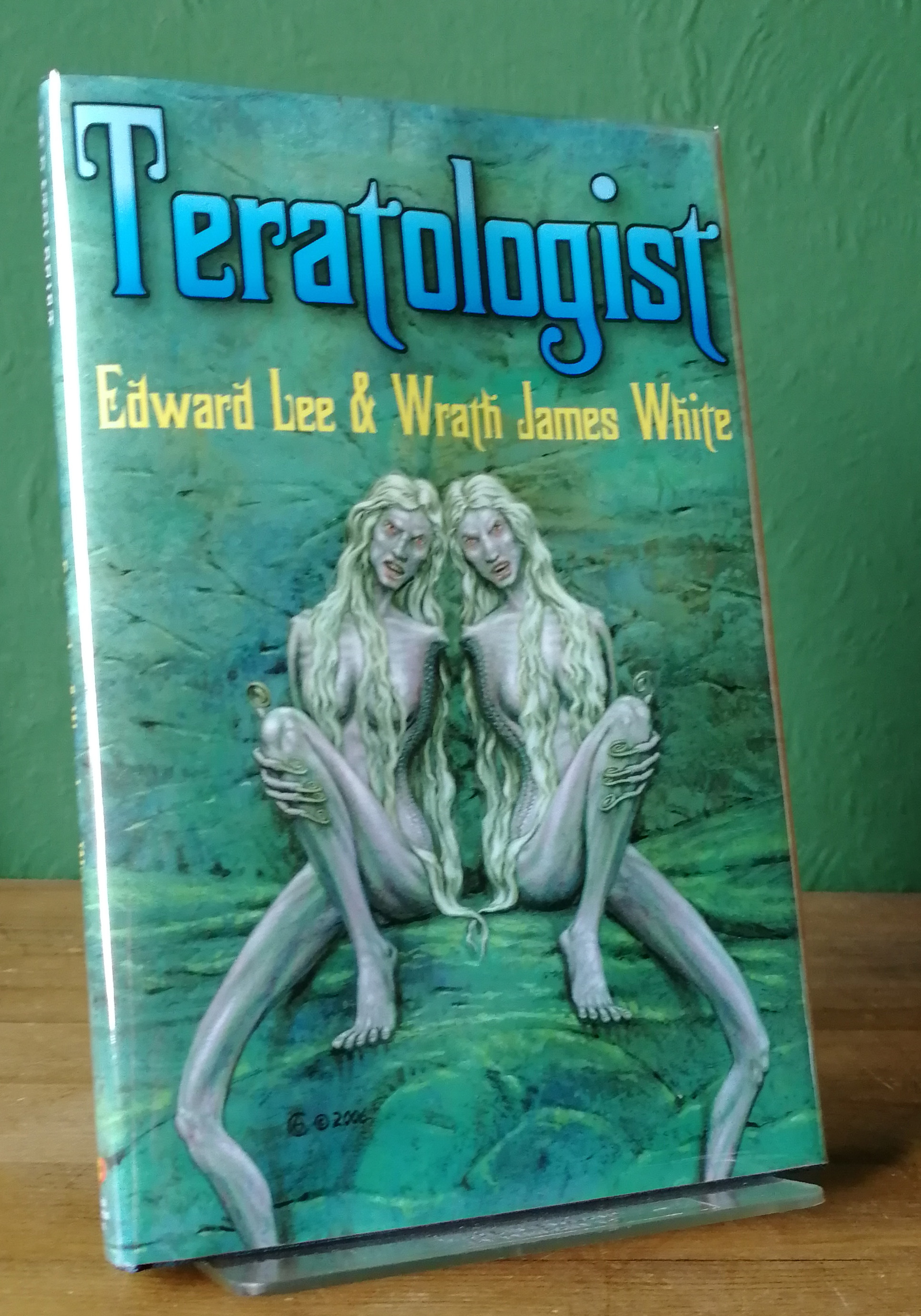 Teratologist First Edition