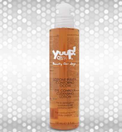 Yuup Eye contour cleaning lotion