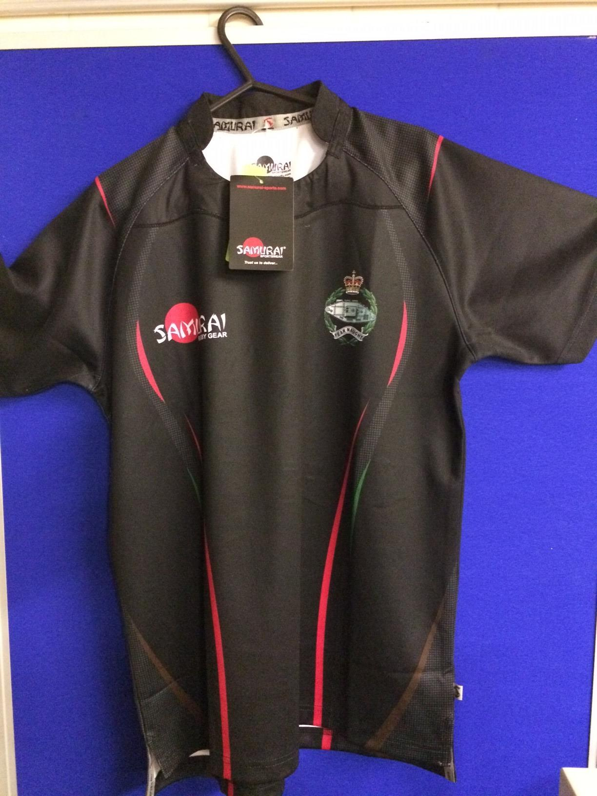 RTR Rugby Top XL (0103 B1)