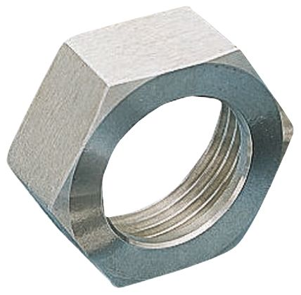 St.St. Nuts, M30 STAINLESS HEX NUTS A4 - 80, Batch Quantity= 87