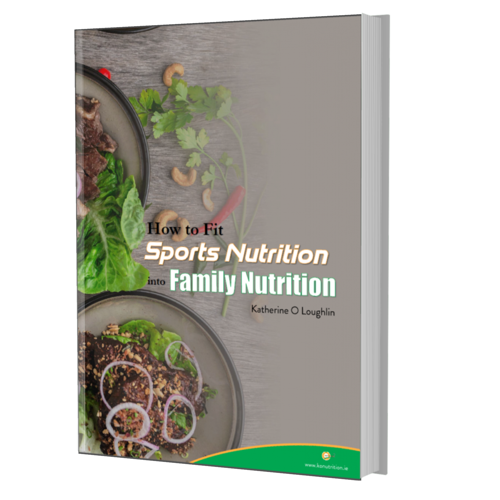 How to fit Sports Nutrition into Family Nutrition - ebook