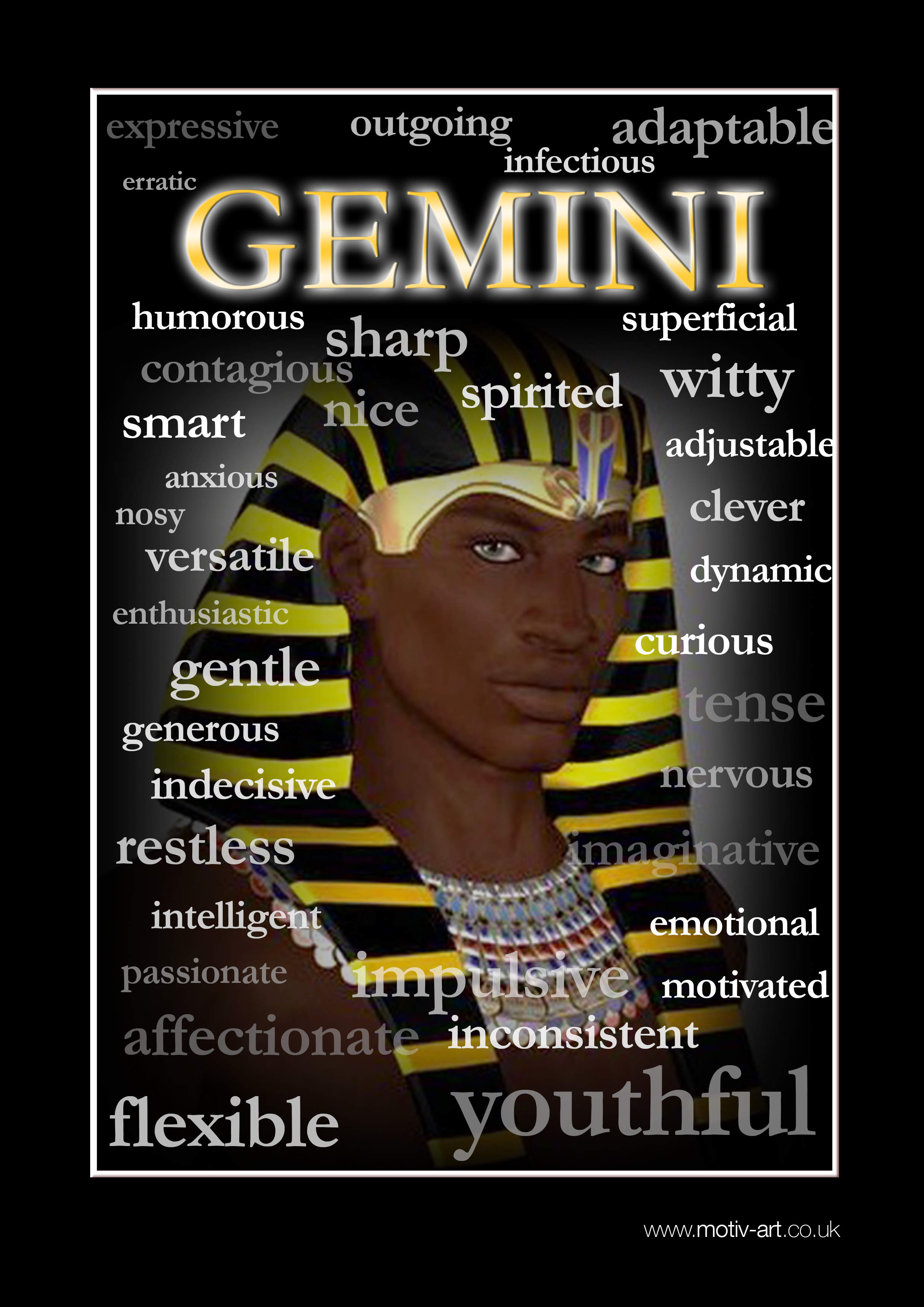 Gemini 22 May - 21 Jun
