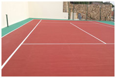 instalacion pistas tenis madrid