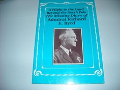 Admiral Byrd's missing diary