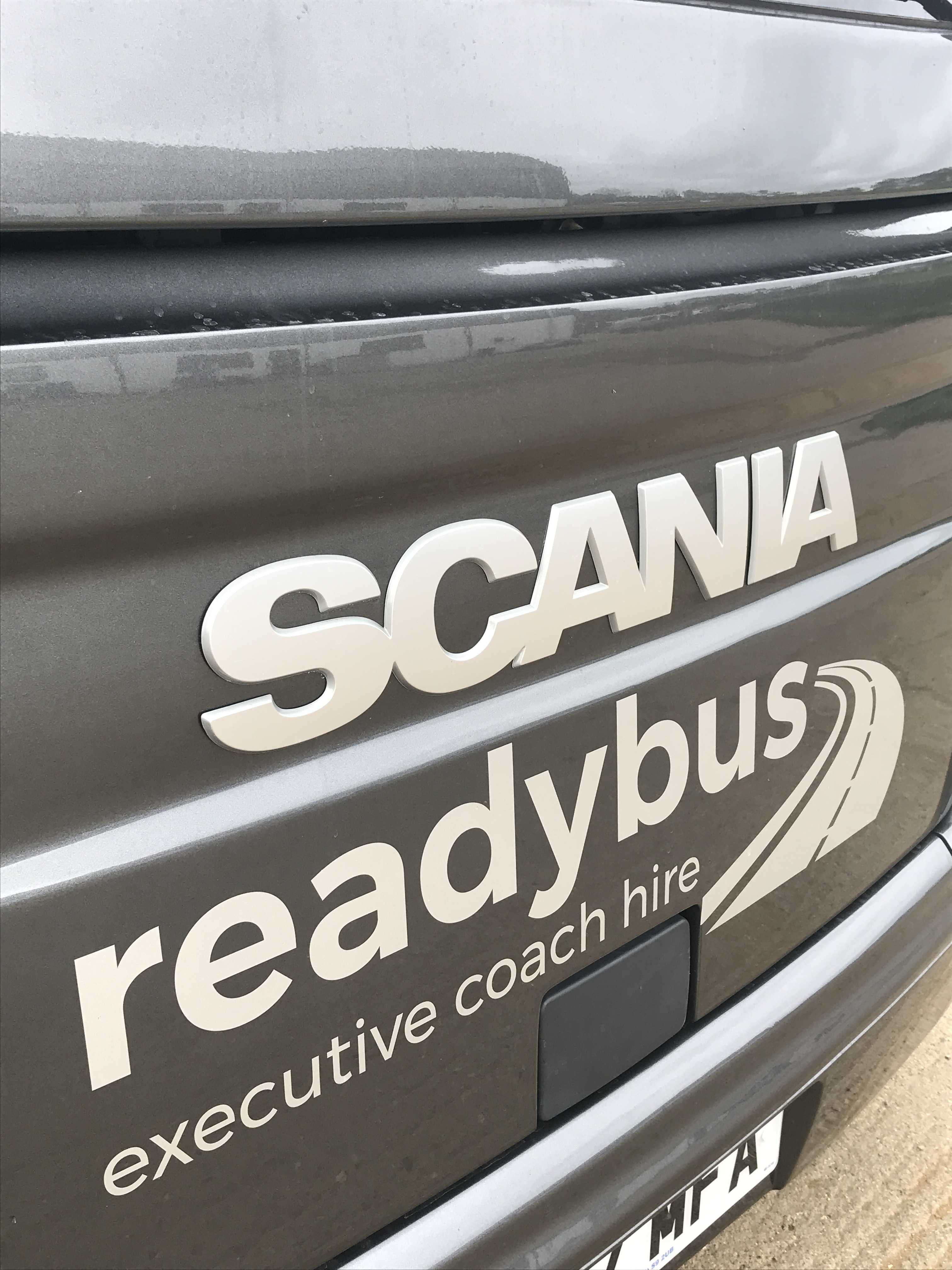 Newest Addition to the Readybus Family