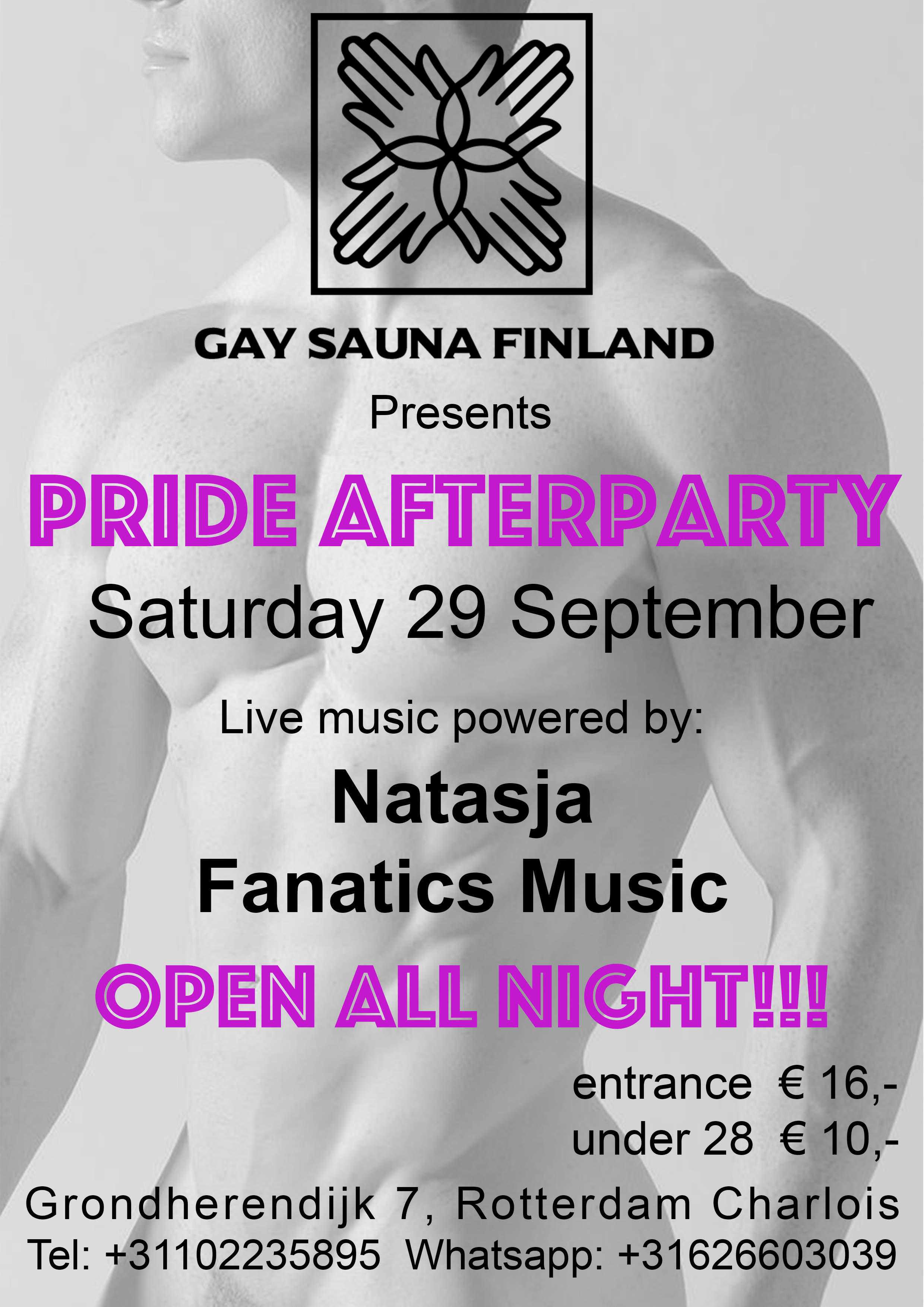 PRIDE AFTERPARTY 2018