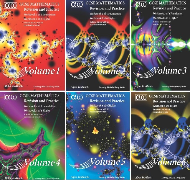GCSE Mathematics Higher Volumes 1-6
