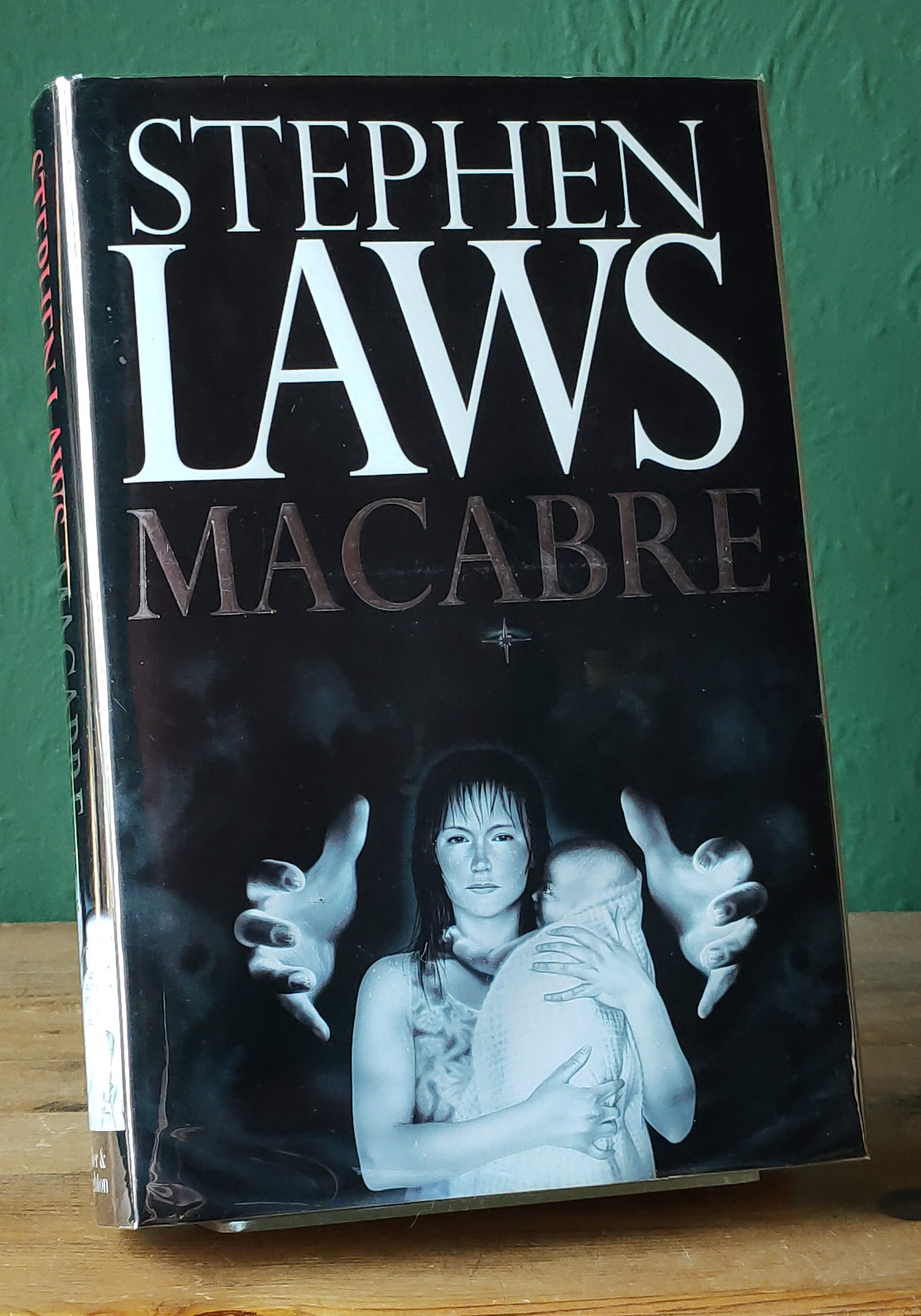 Macabre Signed UK First Edition