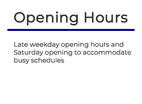 Camden Dental Opening Hours