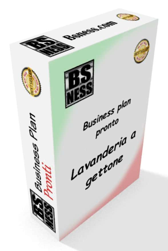 Business plan Lavanderia a gettone