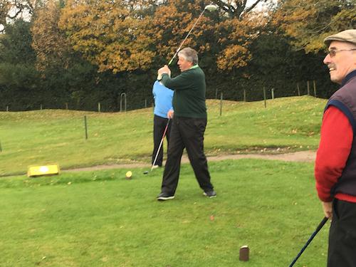 keith davis golf