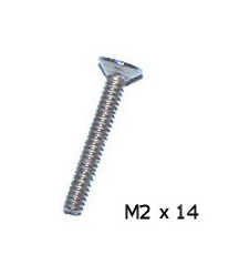 Screw M2 x 14 for Chromatic (holds the slider spring)
