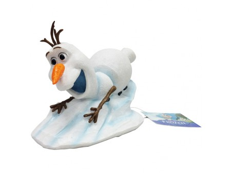 Frozen Olaf Sliding Down