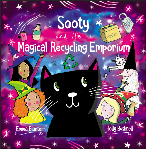 "BOOK LAUNCH ""Sooty and HIs Magical Recycling Emporium"""
