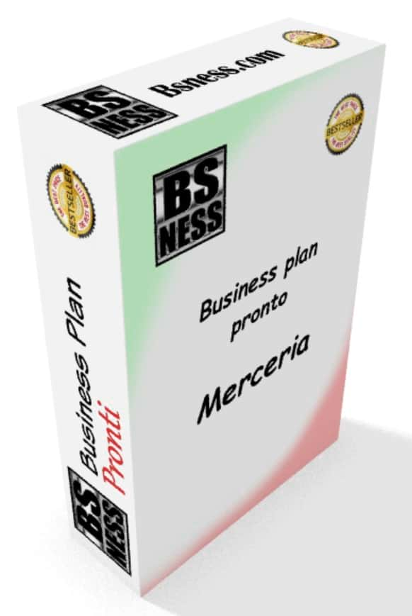 Business plan Merceria