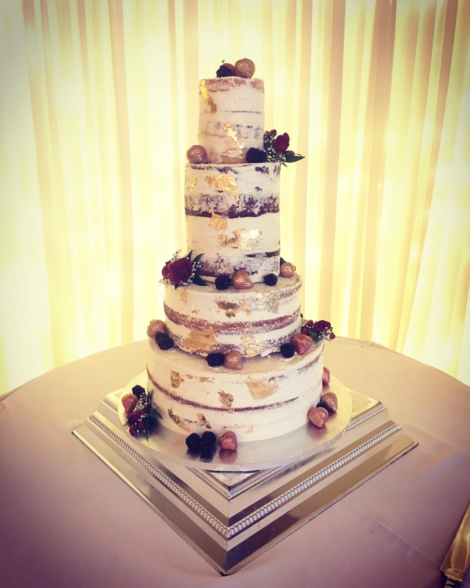 O\'Carrolls Cakes - Weddings