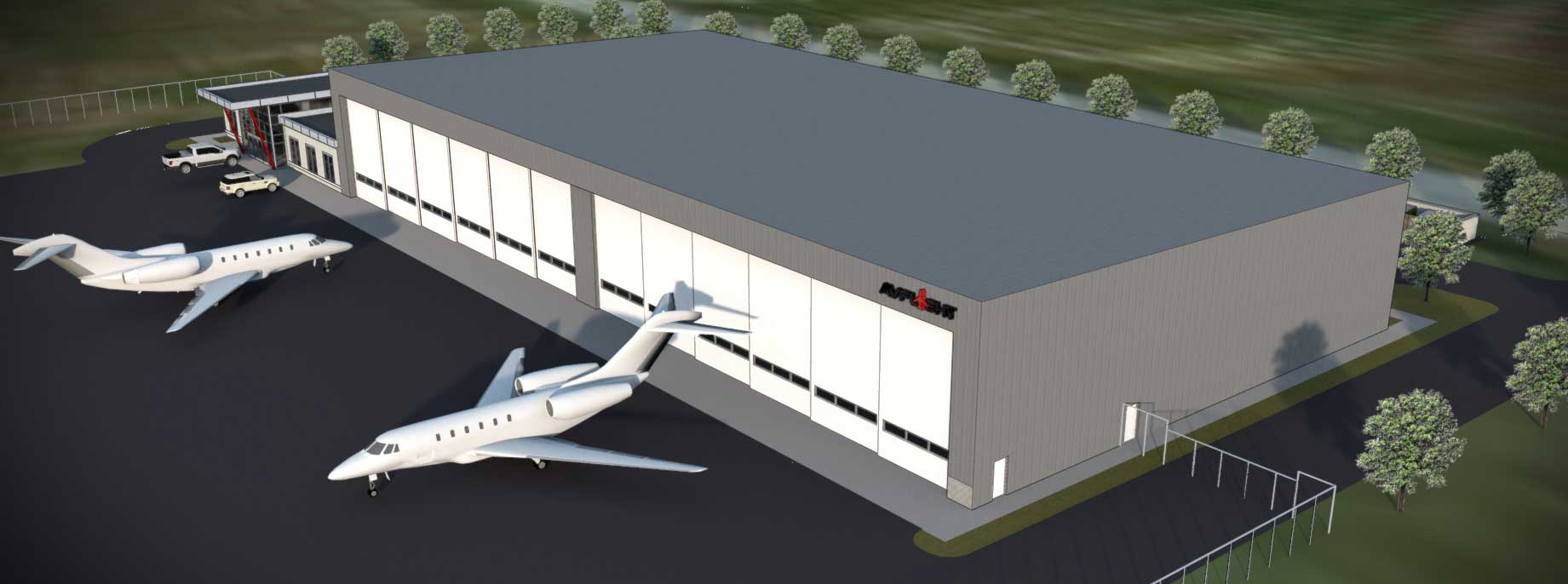 Avflight to build FBO at Grand Rapids, Michigan, USA