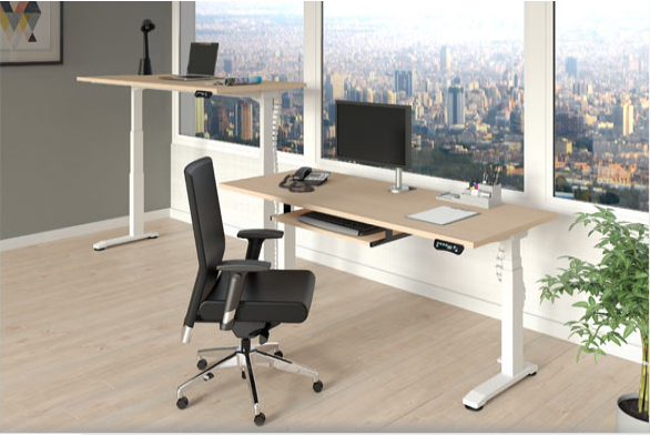 Height-adjustable desks and your Workplace Wellness