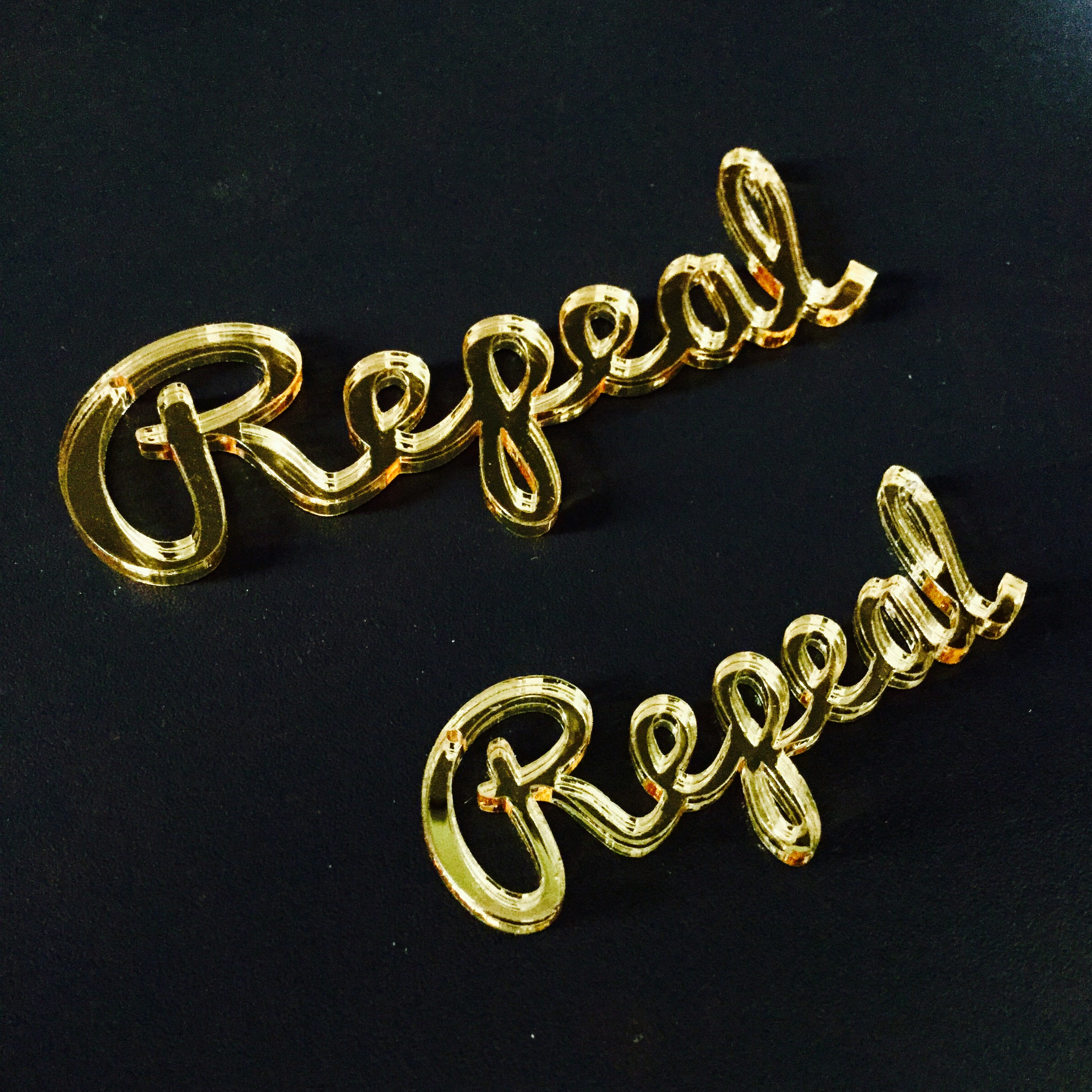 LIMITED EDITION Golden Repeal Chain