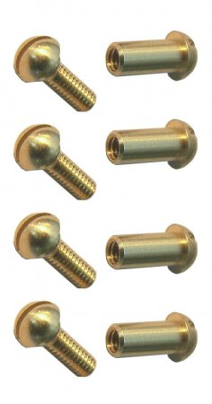 Cover plate screws - Marine Band Deluxe, Tremolo Sextet