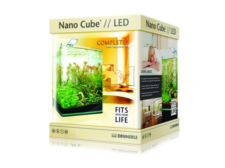 dennerle nano cube complete 10l with power led