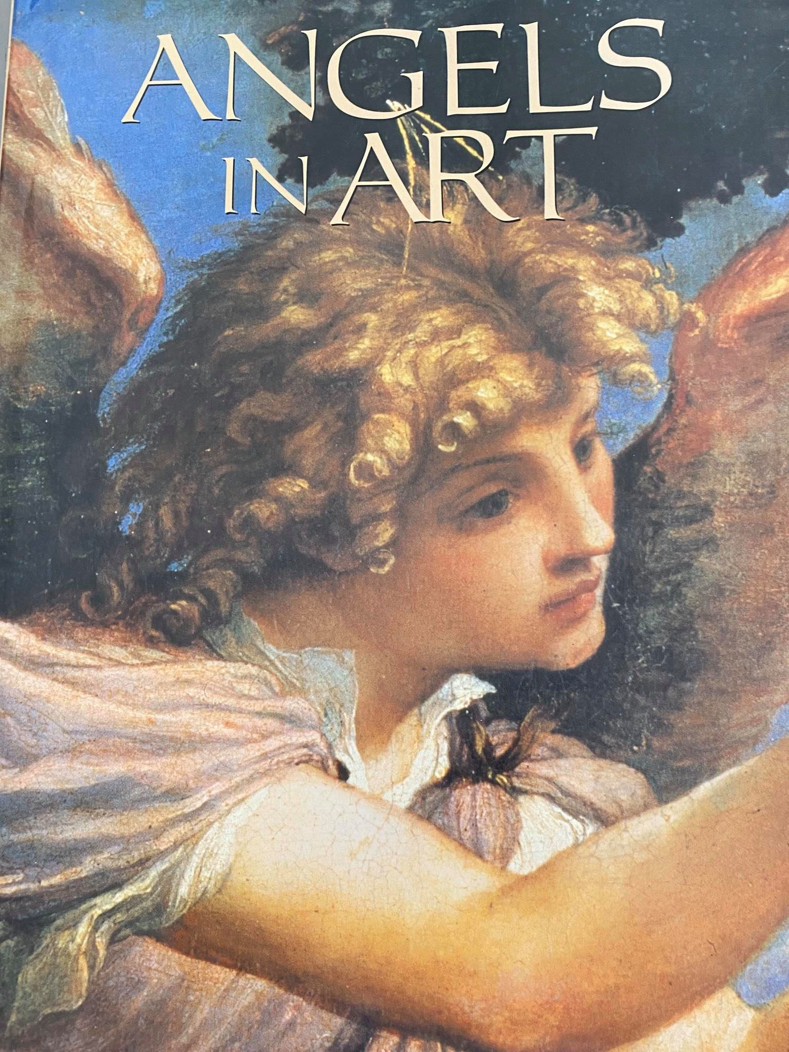 130. Angels in Art - Nancy Grubb