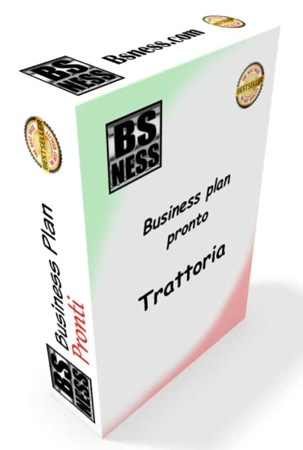 Business plan Trattoria