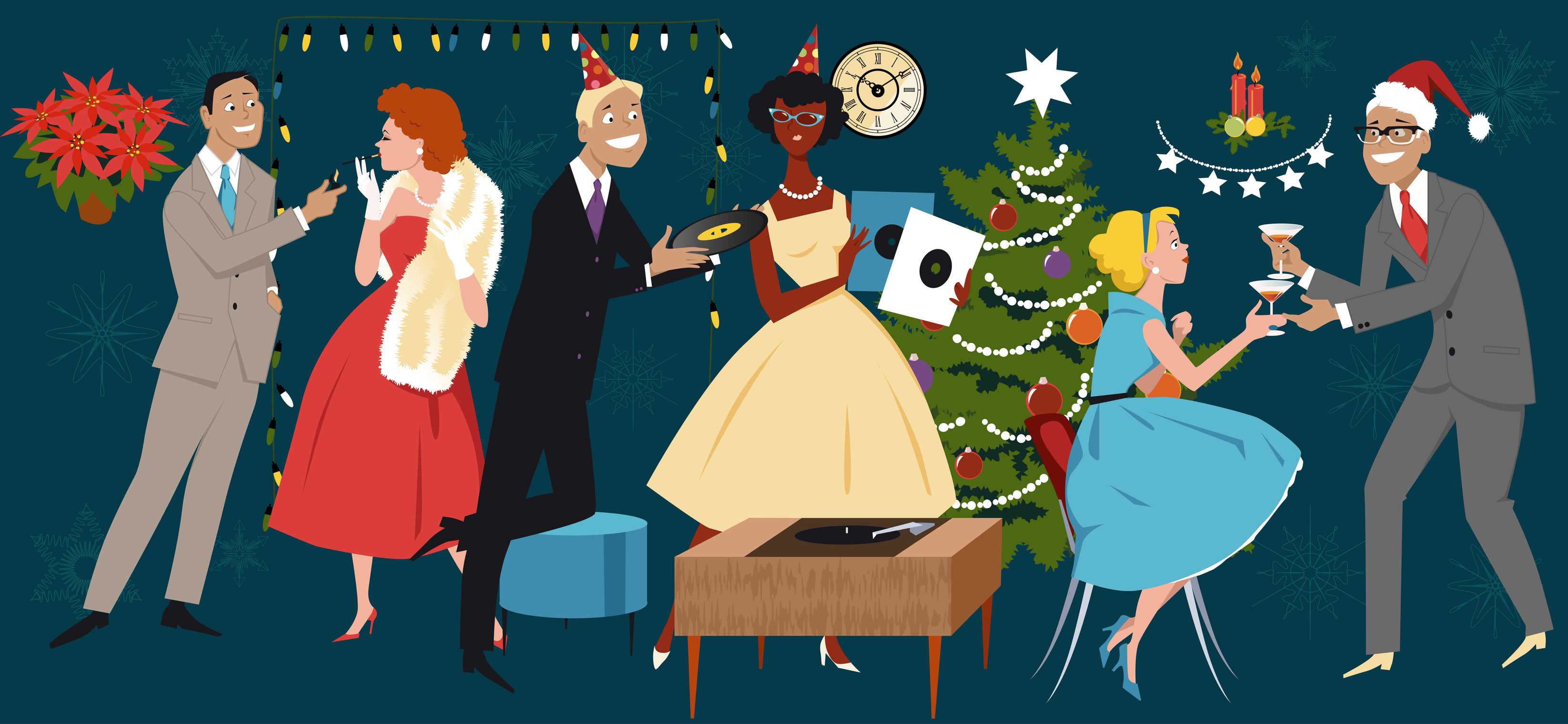 Nobody likes the Christmas party? A guide to making sure yours is a success