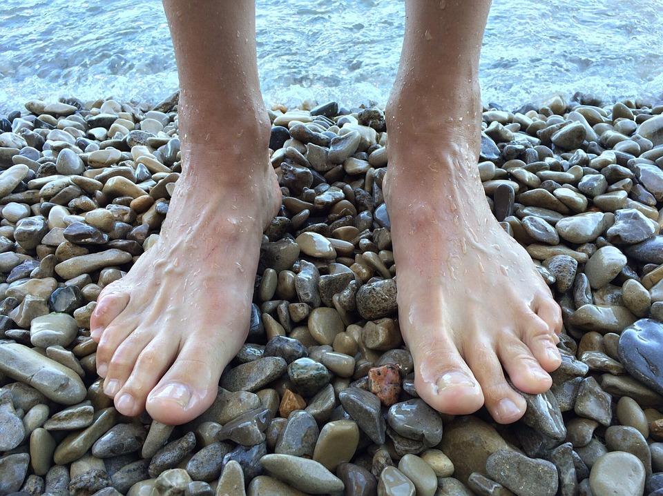 Caminar Descalzos Es Maravilloso