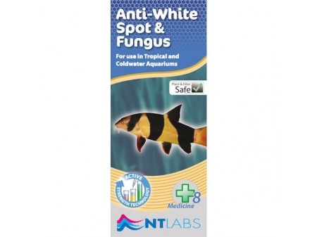 NT Aquarium Anti-White Spot & Fungus 100ml