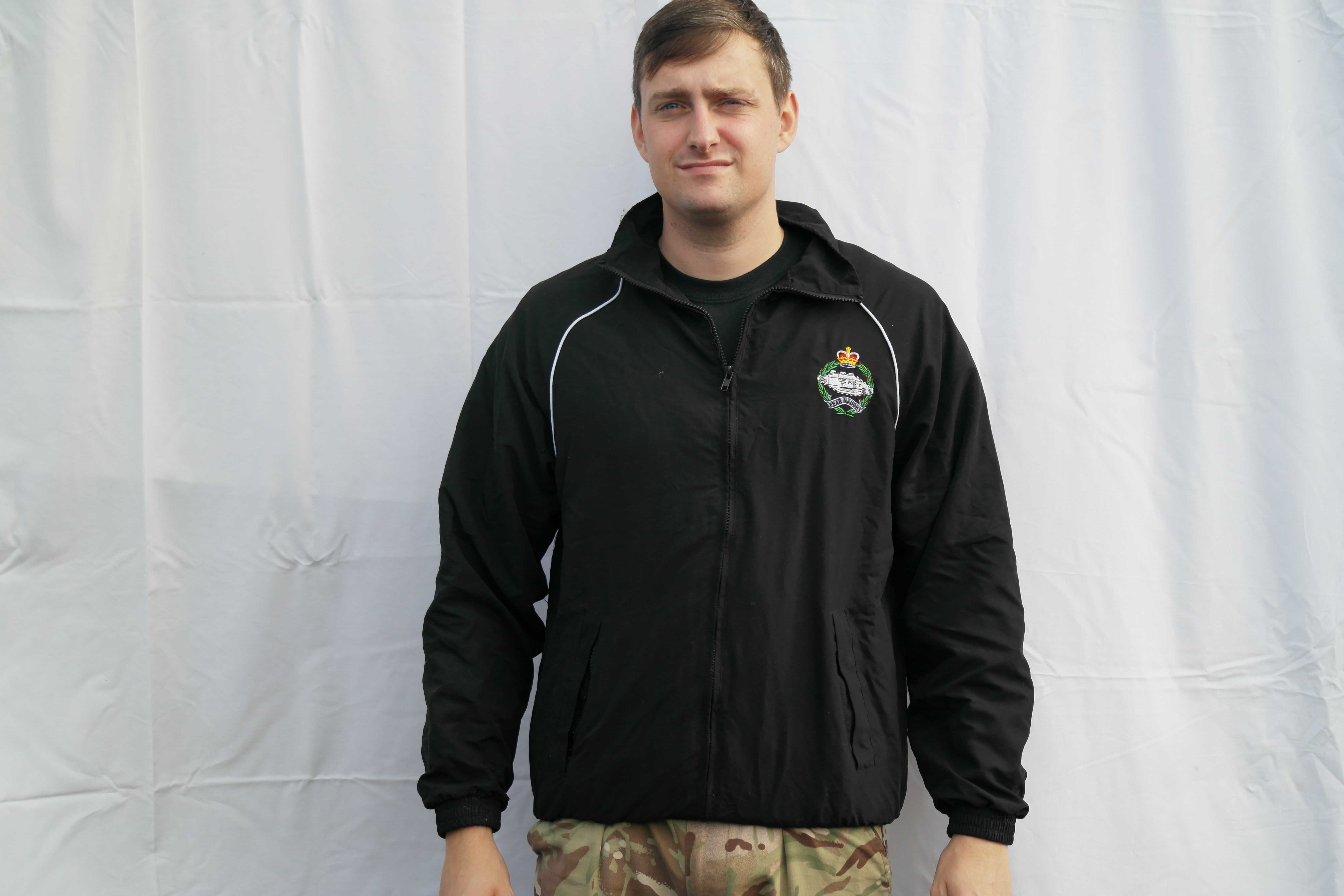 RTR Training Jacket (0177 B3) Medium